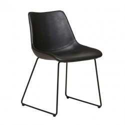 Arnold Dining Chair- W480 x D570 x H800 mm- Globewest