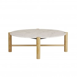 Artie Coffee Tables-1000DiaxH350mm-Globewest
