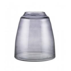 Tapered Vase - Smoke