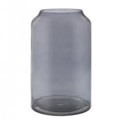 Deco Vase - Tall Smoke-ZAKKIA Homewares