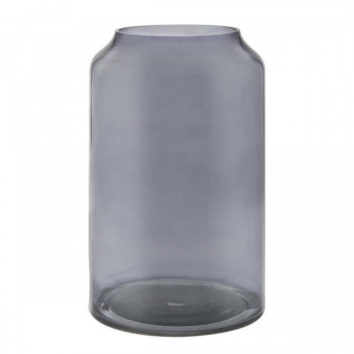 Deco Vase - Tall Smoke-DZ29ZK180103014LGRY