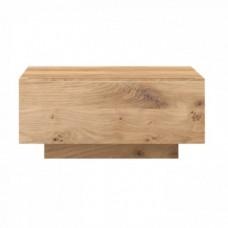 Ethnicraft Oak Madra Bedside Table 1 Drawer-Ethnicraft