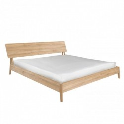 Ethnicraft Oak Air King Bed
