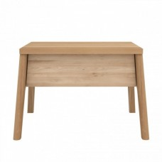 Ethnicraft Oak Air Bedside Table-Ethnicraft
