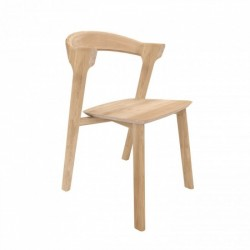 Ethnicraft Oak Bok Chair Natural