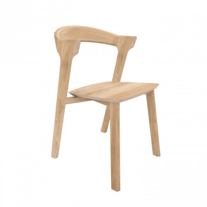 Ethnicraft Oak Bok Chair Natural