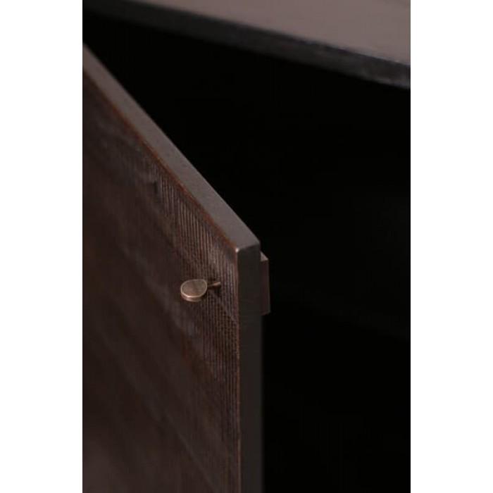 Ethnicraft Teak Grooves sideboard - 3 doors-12252