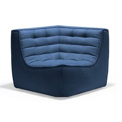Ethnicraft N701 SOFA – CORNER Blue
