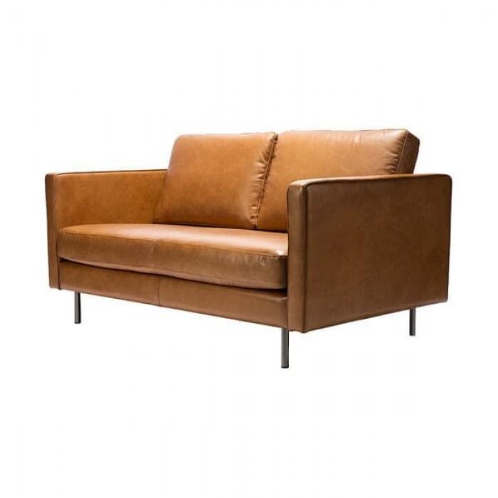 Ethnicraft Sofa N501 sofa - 2 seater - old saddle, 167/90/85-20220