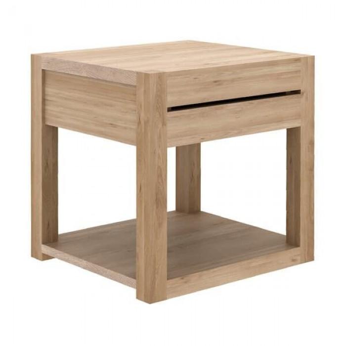 Ethnicraft Oak Azur nightstand - 1 drawer-51140