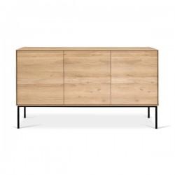 Ethnicraft Oak Whitebird sideboard, 3 doors 150/45/85
