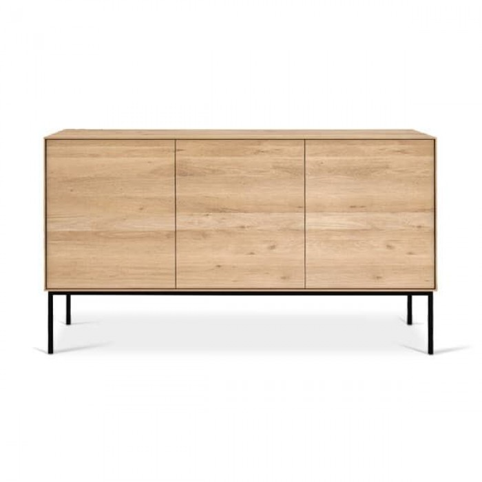 Ethnicraft Oak Whitebird sideboard, 3 doors 150/45/85-51464
