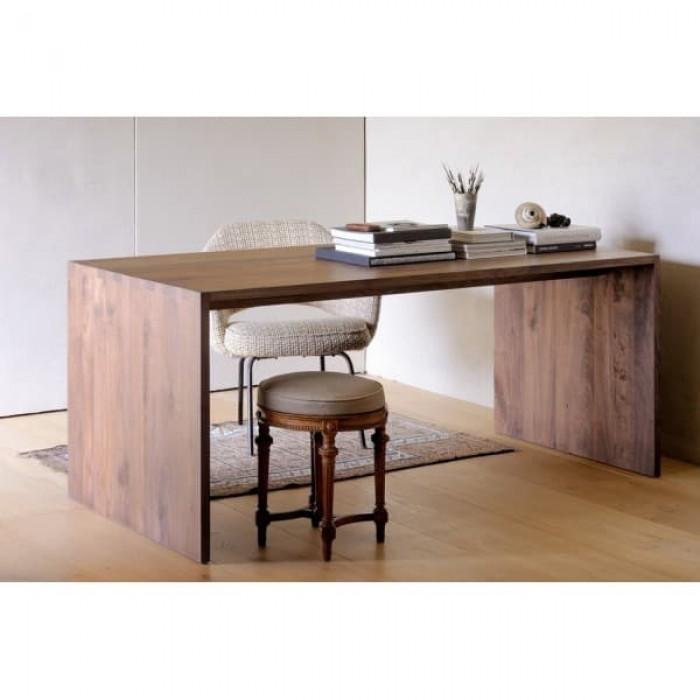 Teak Kubus office desk 150/80/76-14130