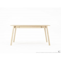Circa Rectangular Dining Table 150cm - European Oak