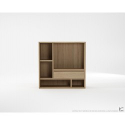 Circa Cupboard Combo Type 3 - European Oak