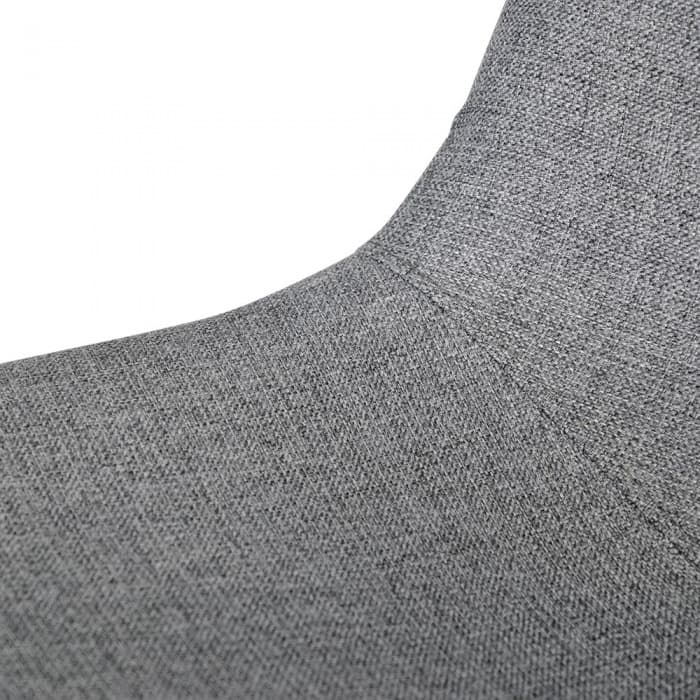 Set of 2 - Helse Bar Stool - Dark Grey