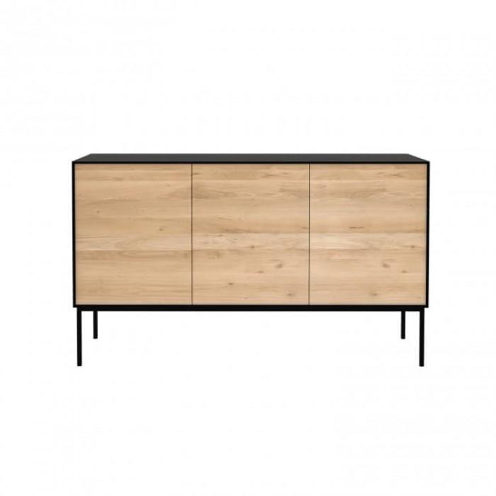 Ethnicraft Oak Blackbird Sideboard - 3 Doors-51481