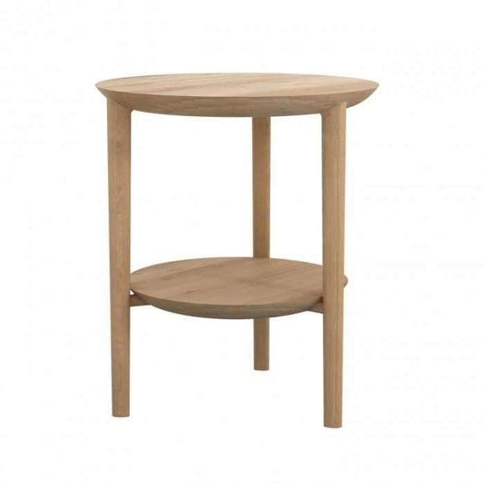 Ethnicraft Oak Bok Side Table-51501