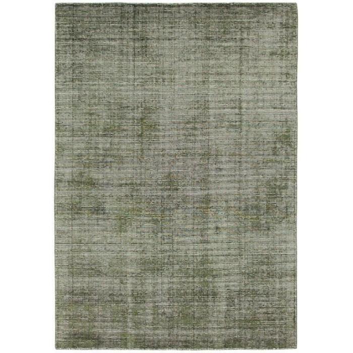 Paris Wool, Viscose & Cotton Green 200x300