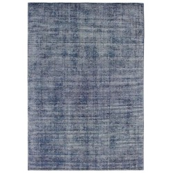 Paris Wool, Viscose & Cotton Navy 160x230