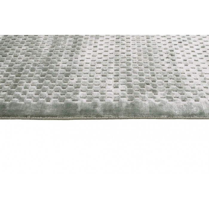 Luxe Spotted Viscose Steel 250x350