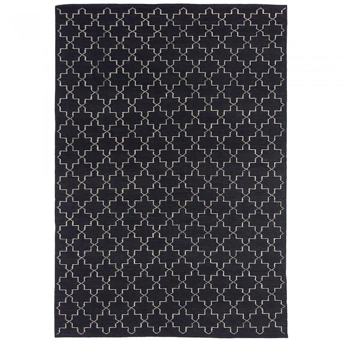 Moroc Handspun Wool Black 300x400