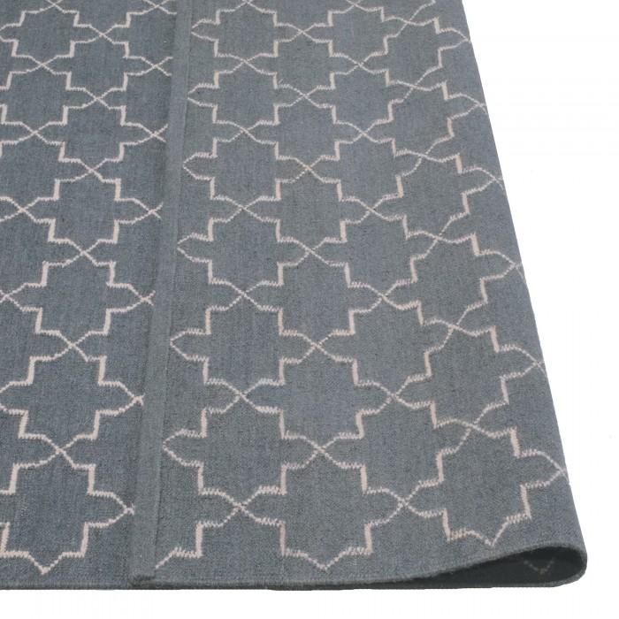 Moroc Handspun Wool Grey 200x300