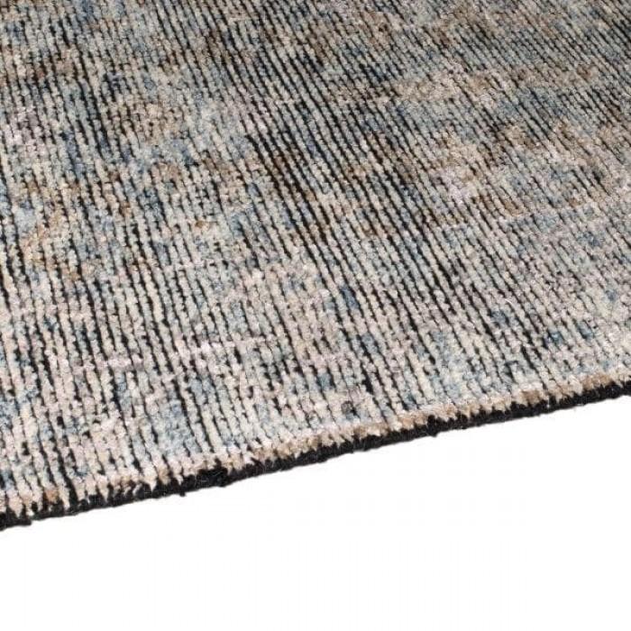 Revival Khotan Wool & Viscose Washed Grey 250X350