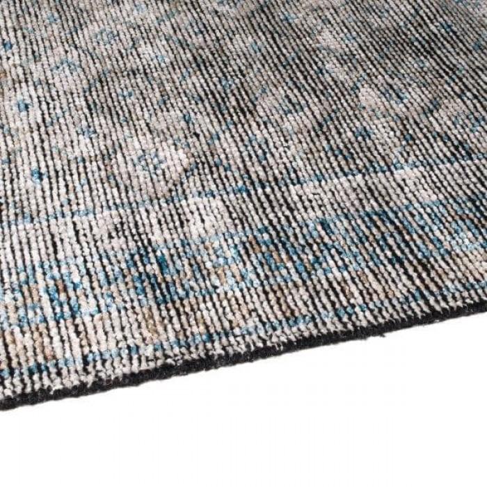 Revival Oushak Wool & Viscose Washed Grey 200x300