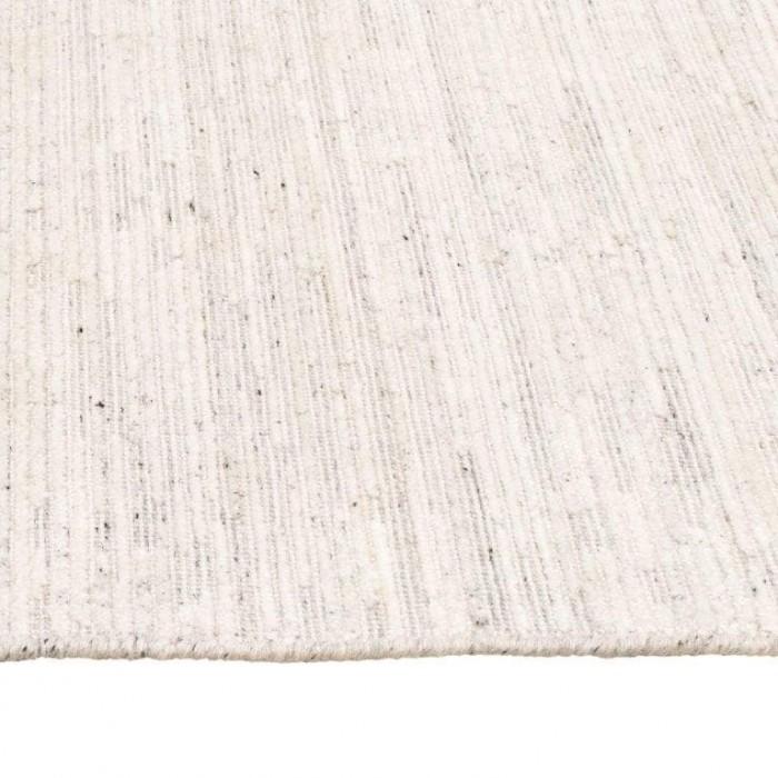 Timeless Strokes Wool & Viscose Natural Grey 300x400