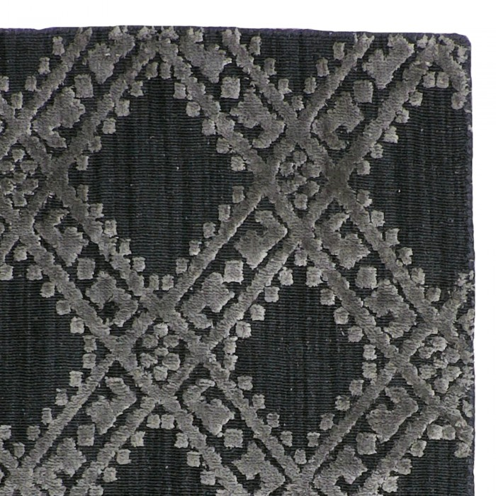 Timeless Elegance Wool & Viscose Charcoal Grey 350x450