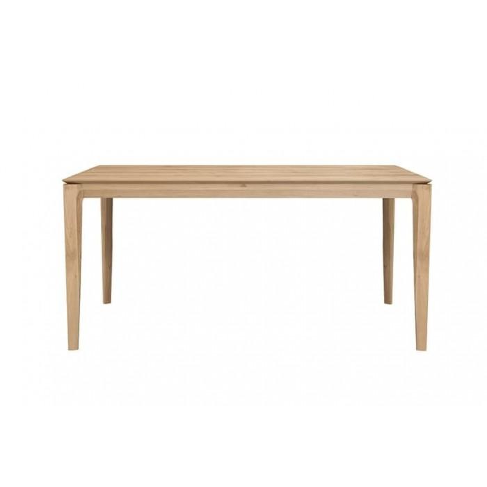 Ethnicraft Oak Bok Dining Table 180CM x 90CM x 76CM-51496
