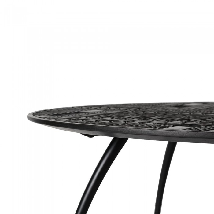 Ethnicraft  Ancestors Tabwa Thin side table  - XS 50-12231