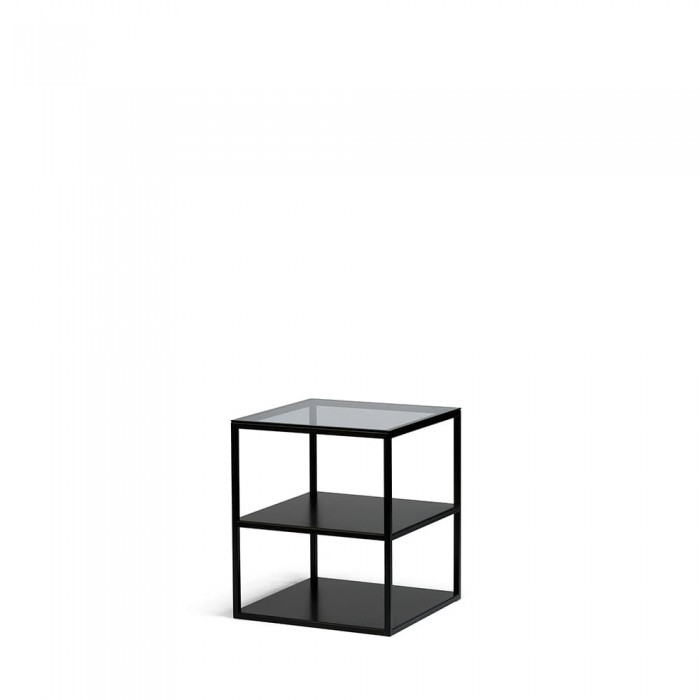 Ethnicraft Anders side table - 3 shelves-60076