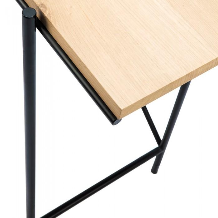 Ethnicraft Oak Rise rack, 140/38/165-50137