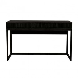 Benjamin Ripple Desk 1300mm  - Matt Black - Globewest-GlobeWest
