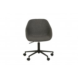 Cooper Office Chair-WvCharcoal  - Globewest