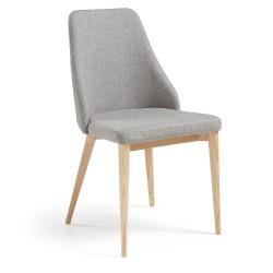 Rosie Dining chair Light Grey