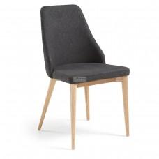 Rosie Dining chair Dark Grey
