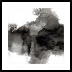 Derive Noir I 132x132cm
