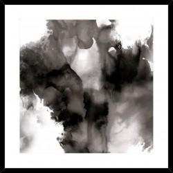 Derive Noir II 132x132cm
