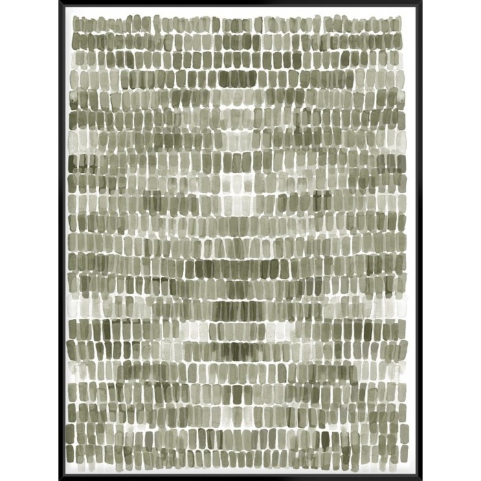 Woven Reeds II - Canvas