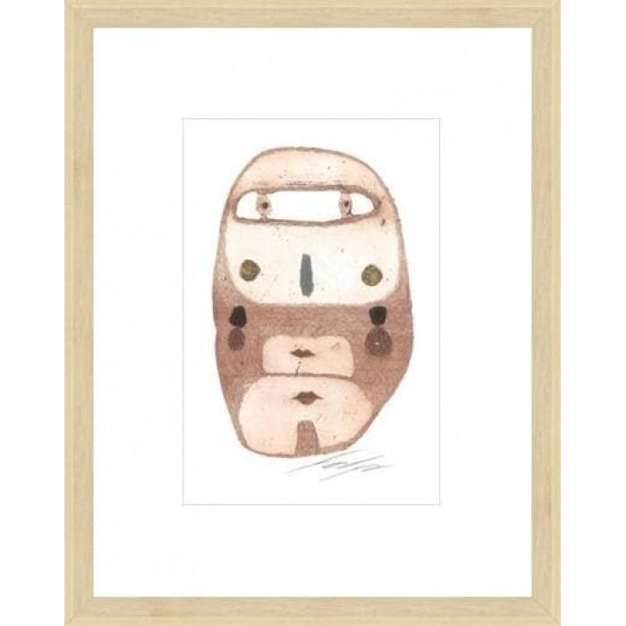 Face Of Chipati 53x45cm