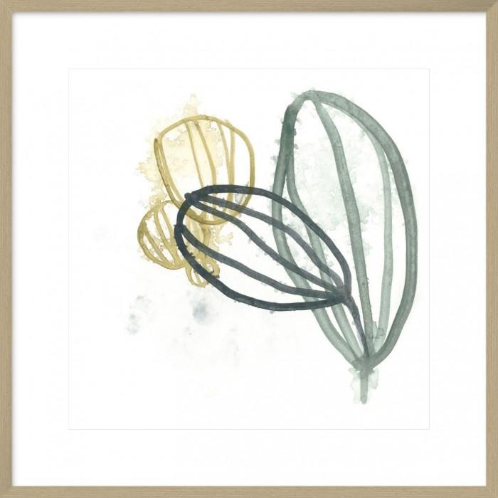 Abstract Sea Fan I