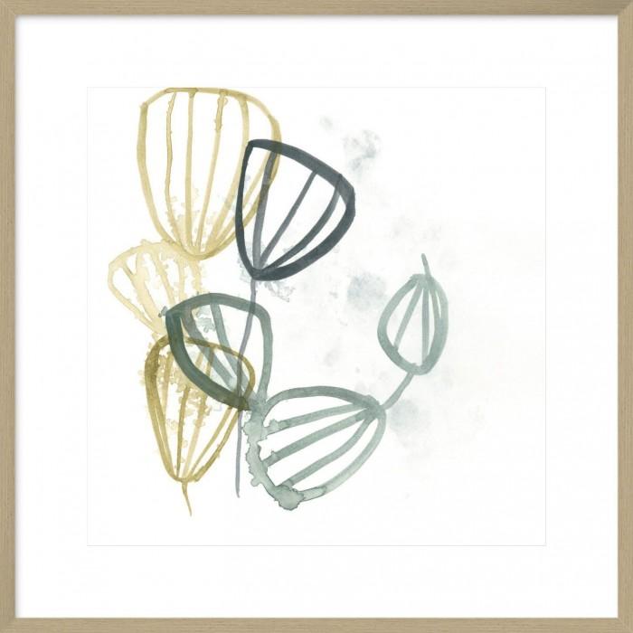 Abstract Sea Fan II
