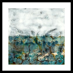 Abstract Water 132x132cm