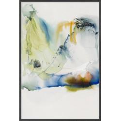 Abstract Terrain I - Canvas 124x84cm