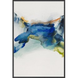 Abstract Terrain II - Canvas 124x84cm