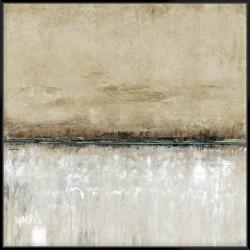 Blue Line I - Canvas