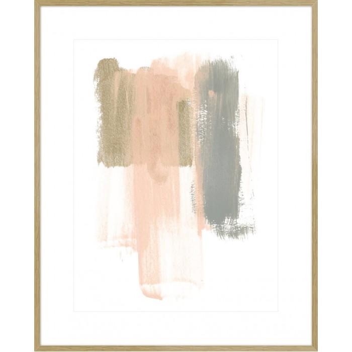 Blush Abstract IV